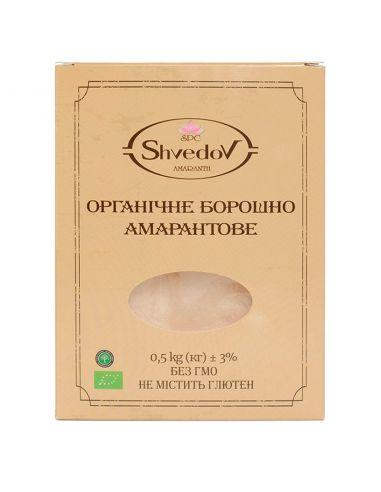 Борошно амаранту, Shvedov, 500г