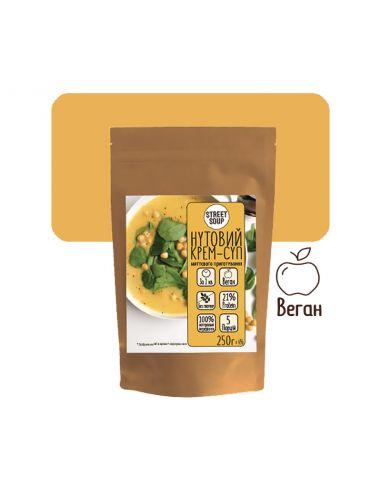 Крем-суп Нутовий, STREET SOUP, 250г пакет