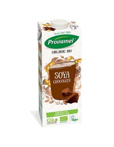 Молоко соевое с шоколадом, Provamel,Bio, 250мл