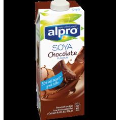 Молоко соевое шоколадное, Alpro, 1000мл