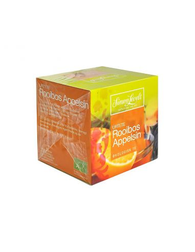 Чай ройбуш с апельсином, Simon Levelt, 1,5г