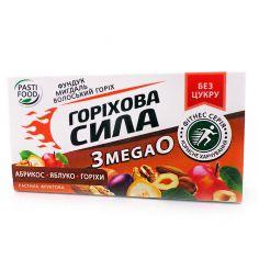 Пастила яблуко-абрикос, Горіхова Сила, 50г