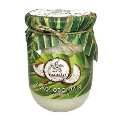 Масло кокосове, Masale, б.ст, 500мл