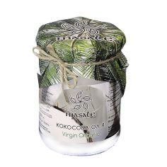 Масло кокосове, Masale, б.стекло, Virgin Organic, 200мл