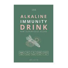 Суміш суперфудів ALKALINE IMMUNITY DRINK, Ponko, 60г