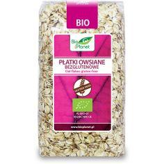 Пластівці вівсяні без глютену, Bio Planet, 300г