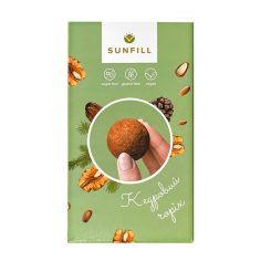 Цукерки з кедровим горіхом, Sunfill, 160г