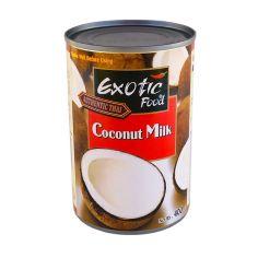 Кокосове молоко, Exotic Food, 400мл