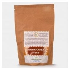 Борошно кокосове, EcoLiya, 200г