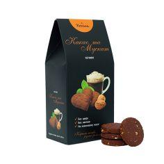 Печиво какао та горіх, Кохана, 150 г