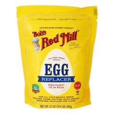 Замінник яєць веганський без глютену, Bob's Red Mill, 340г