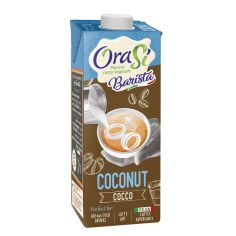 Молоко кокосове Бариста, Orasi, 1000мл