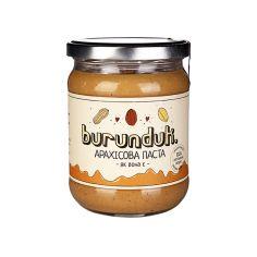 Паста арахісова класична, БУРУНДУК, 450г