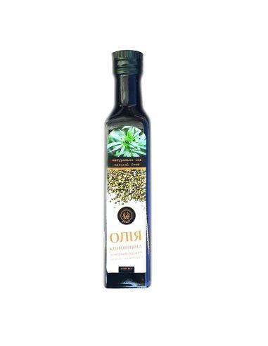 Олія конопляна, Екосвіт, 250мл