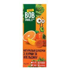 Натуральні цукерки з хурми та Апельсину bob snail (Равлик Боб), 30г