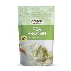Протеїн гороховий 82%, Dragon Superfoods, 200г