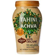 Тахіні органічна, Achva, 500г