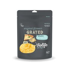 Сир оригінальний натертий, Violife, 200г