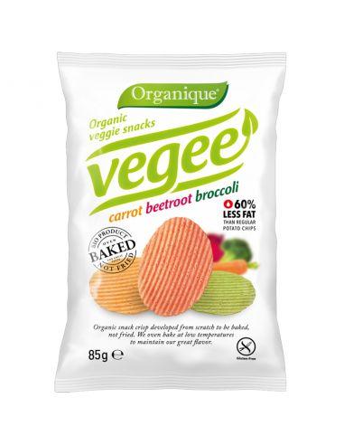 Снекі картопляні, Vegee, Mclloyd`s, 85г