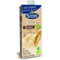 Молоко з коричневого рису, Scotti, 1000мл