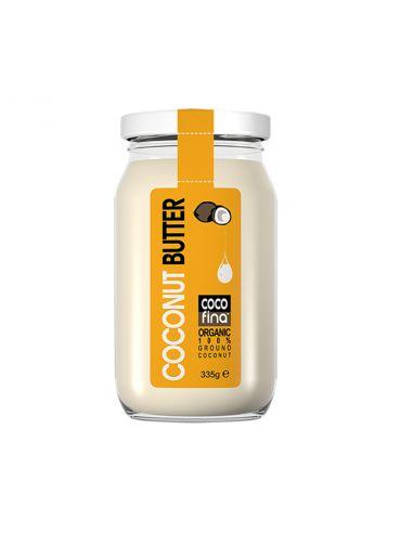 Паста кокосова органічна, Cocofina, 335гр