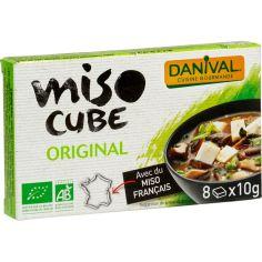 Кубик для приготування супа-місо Danival, 10 г (один кубик)