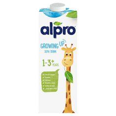 Молоко соєве дитяче 1-3 +, Alpro, 1000мл