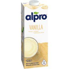 Молоко соєве ванільне, Alpro, 1000мл