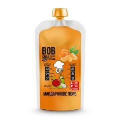 Пюре мандаринове, Равлик Боб, 400г