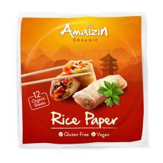 Рисовий папір органічний, Amaizin, 110г