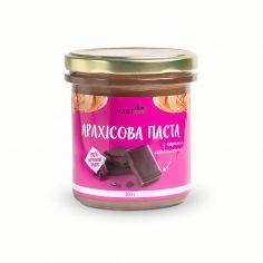 Паста арахісова з чорним шоколадом, Manteca, СКЛО, 300г
