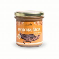 Паста арахісова з керобом, Manteca, СКЛО, 300г
