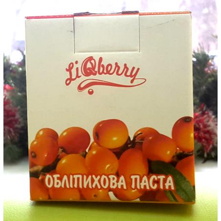 Обліпихова паста LiQberry, 550г