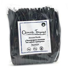 Локшина рисова з виног. кісточки з чорним кунжутом, Світові Традиції, 300г