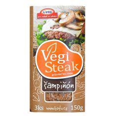 Vegi-стейк з печерицями, Veto, 150г.