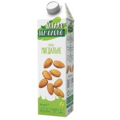 Молоко рисово-мигдальне 1,5%, Ідеаль Немолоко, 950мл