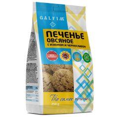 Печиво вівсяне, Galfim, 250г