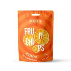 Чіпси фруктові з апельсина, Frips, 25г