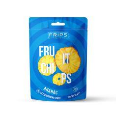 Чіпси фруктові з ананаса, Frips, 25г