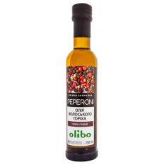 """Олійна заправка з олії ядра Волоського горіха """"Суміш перців"""", Olibo, 250мл"""