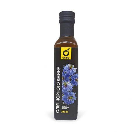 Олія з чорного кмину, Olibo, 250мл