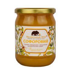 Правильний мед софоровий, 700г