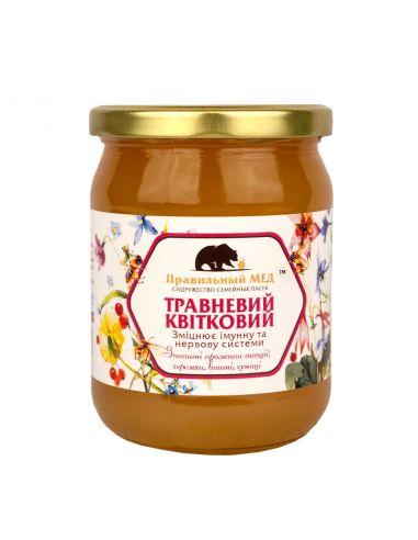 Правильний мед травневий, 700г