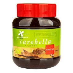 Паста з кероба з лісовим горіхом Carobella, Molenaartje, 350г