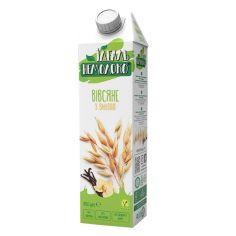 Молоко вівсяне ванільне, 1,5%, Ідеаль Немолоко, 950г