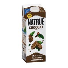 Напій вівсяно-шоколадний, без цукру, Natrue, 1л