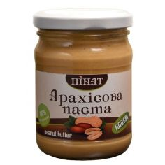 Паста арахисовая Классик, Пинат, 250г