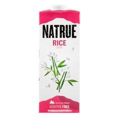 Напій рисовий без цукру 1%, Natrue, 1л