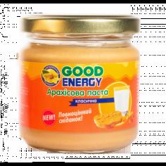 Паста арахисовая классическая, GoodEnergy, 180г
