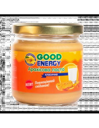 Паста арахісова класична, GoodEnergy, 180г